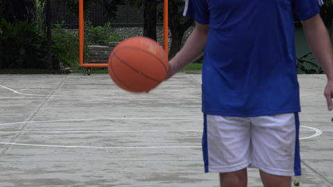 Basketball, Sports, Athletics Footage