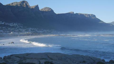 Twelve Apostles at Cape Town Footage