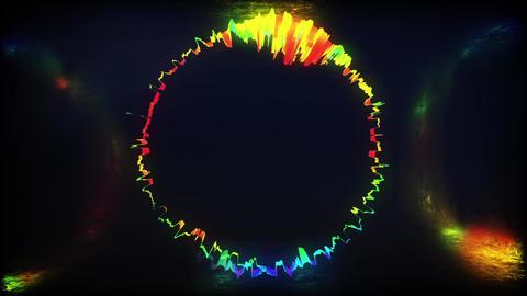 Music Visualizer Animation