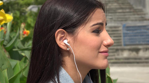 Listening to Music Live Action