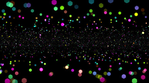 Mov193 ptkr world colorful loop 02 CG動画