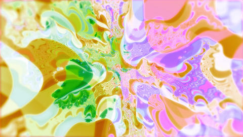 Mov194 dream like atmosphere abstract loop 02 Animation