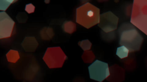 Mov203 Particle Hexagon Glitter Loop 2