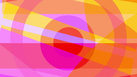 Mov207 abstract pop vj bg 01 CG動画