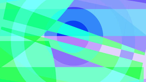 Mov207 abstract pop vj bg 10 CG動画