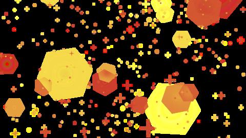 Mov201 Glitter Sparkle Loop Alpha