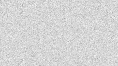 モノクロTVノイズ VJ Loop CG動画