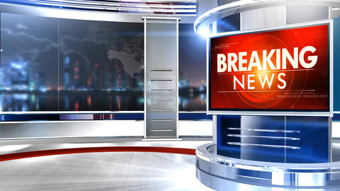 Breaking news1 Animation