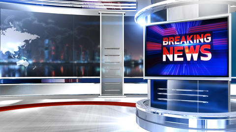 Breaking news6 Animation