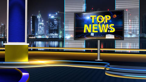 Top news dark studio Animation