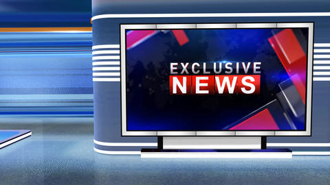 Exclusive News 1 Animation