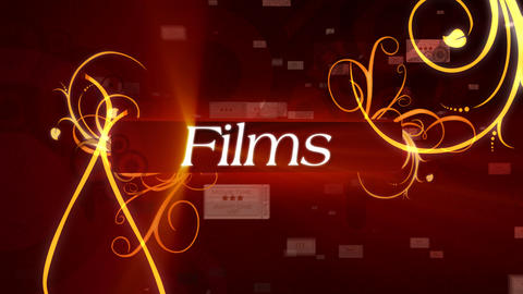 Films Sting Animation
