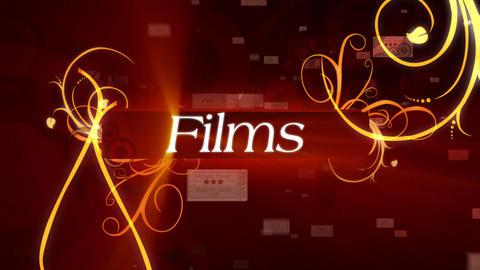 Films Sting Animation