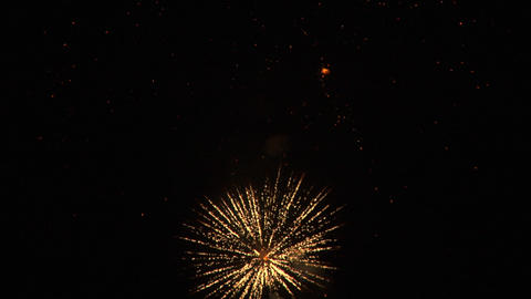 firework 04 Stock Video Footage