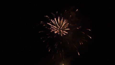 firework 06 Stock Video Footage