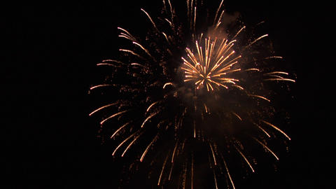 firework 06 Stock Video Footage