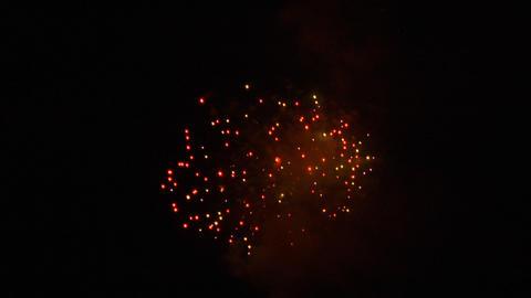 firework 08 Stock Video Footage
