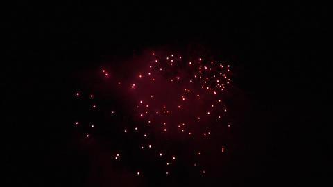 firework 11 Stock Video Footage