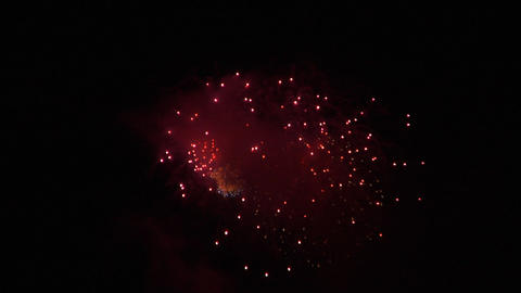 firework 11 Stock Video Footage