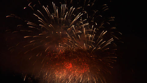 firework 13 Stock Video Footage