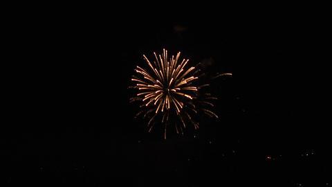firework 21 Stock Video Footage
