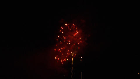 firework 23 Stock Video Footage