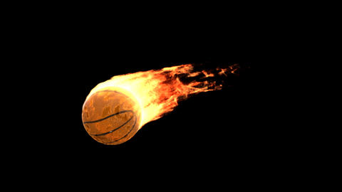 fire basket Stock Video Footage