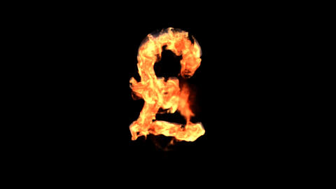 fire pound Stock Video Footage