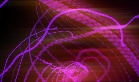 Light Streaks Proc4 Stock Video Footage