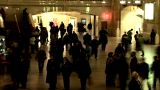 Grand Central Station Shutter Wide 1 stock footage