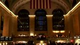 Grand Central Station Wide Shutter 2 stock footage