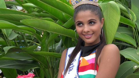 Beauty Queen, Model, Beauty Pageant ビデオ