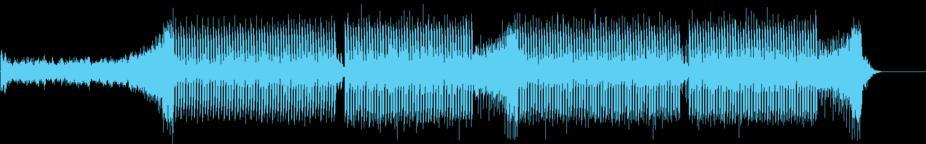 Rhythm of the flowing Music