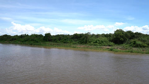 Tonle Sap Lake Footage