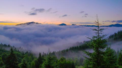 Sunrise Over The Mountain 0