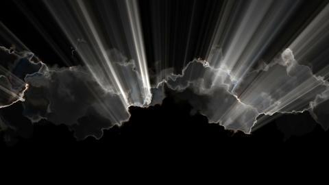 Fancy light effects Animation