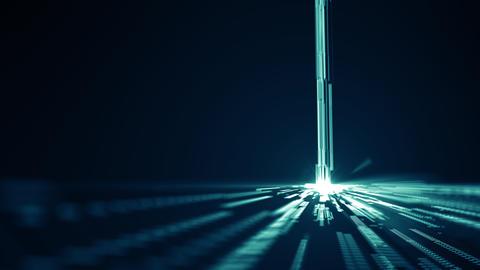Big data concept15 Animation