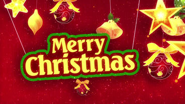 Christmas New Year Package After Effects Template