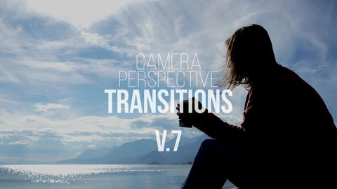 Camera Perspective Transitions v.7 Premiere Proテンプレート