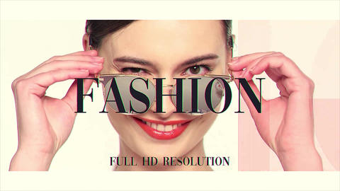 Dynamic Fashion Opener After Effects Template