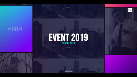 The Event Promo After Effects Template
