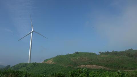Wind generator-6 Footage
