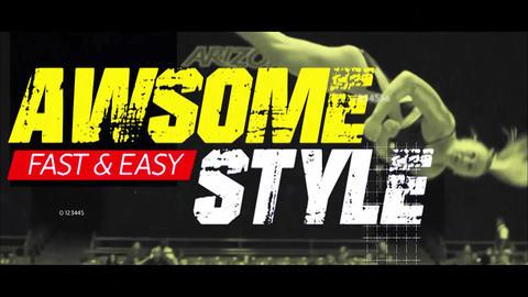 Dynamic Sport Opener Premiere Pro Template