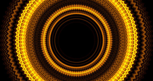 Abstract futuristic sci fi warp tunnel with . Motion graphic internet, speed. Futuristic big data Animation