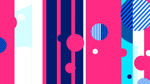 Pop Motion Graphics Animation