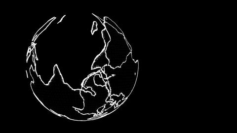 WorldMap 01 Animation