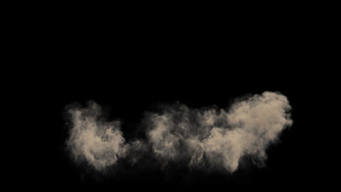 Billowing Dust Animation