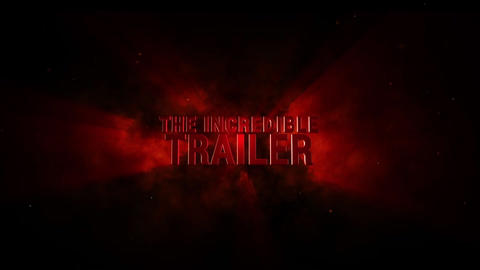 Incredible 3D Title After Effects Template