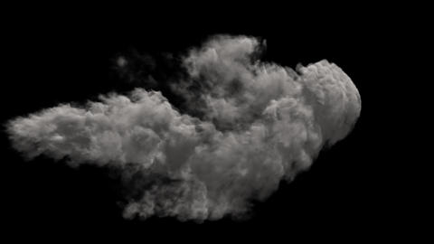 Quick Smoke 01 Animation