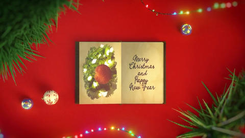 Christmas Opener After Effects Template